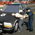 警车驾驶模拟器