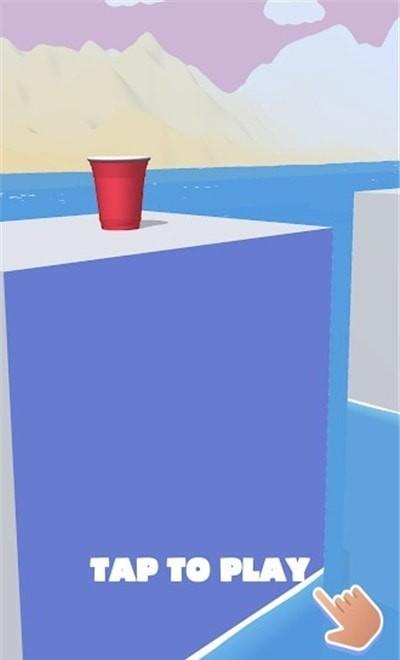 纸杯叠叠跑