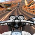 美国摩托骑士公路交通