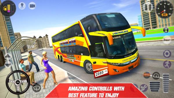 2021城市巴士模拟器