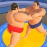 摔跤相扑比赛